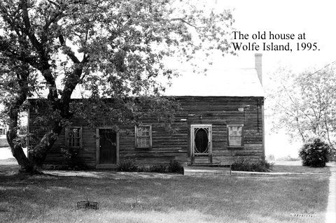 House on Wolfe Island